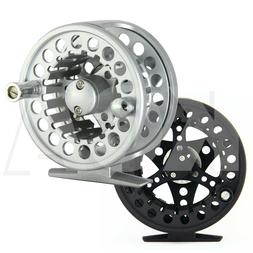 Large Arbor Fly Reel, Disc Drag, Die-Cast Aluminum, 1/2wt -