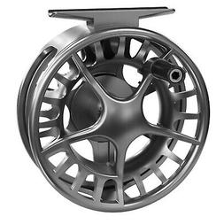 Lamson Liquid 3+ Fly Reel - Color Smoke - NEW