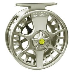 Lamson Liquid Fly Reel - 5+ 3-Pack - Vapor w/FLY LINE CREDIT