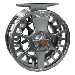 Lamson Liquid Fly Reel Smoke ~ New ~ All Sizes