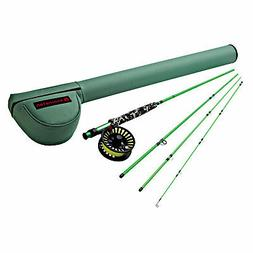 "Redington Minnow Youth Fly Fishing Combo 8'0"" 5wt 4pc"
