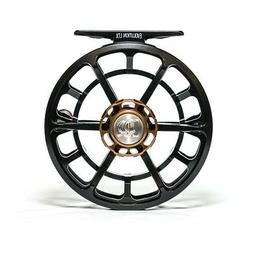 NEW ROSS EVOLUTION LTX 4/5 FLY REEL BLACK MADE IN USA - FREE