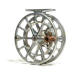 NEW ROSS EVOLUTION LTX 5/6 FLY REEL PLATINUM SILVER - FREE $