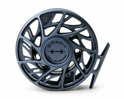 NEW Hatch Gen 2 Finatic 5 Plus L A Fly Fishing Reel in NICE