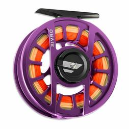 NEW ORVIS HYDROS IV FLY REEL IN PURPLE FOR 7, 8 OR 9 WT ROD