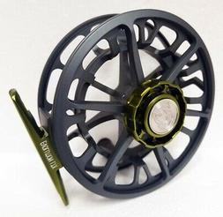 NEW LTD ED ROSS EVOLUTION LTX 5/6 FLY REEL GUNMETAL & OLIVE