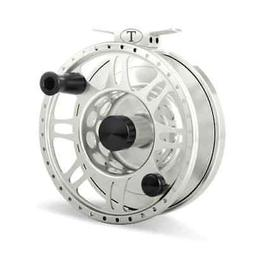 NEW TIBOR EVERGLADES FROST SILVER #7-9 FLY FISHING REEL FREE