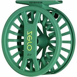 NEW REDINGTON ZERO #4/5 WEIGHT CLICK DRAG LIGHT FLY REEL TEA