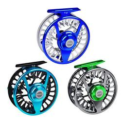 Outdoor Fly Fishing Spinning Reels Aluminum Alloy Saltwater
