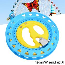 Outdoor Kite Line Winder Winding Reel Grip Wheel with 200M S