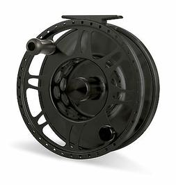 Tibor Pacific Fly Reel, Black, NEW,  FREE FLY LINE