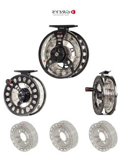 Greys QRS Quad Rating Cassette Fly Reel All Sizes Trout Salm