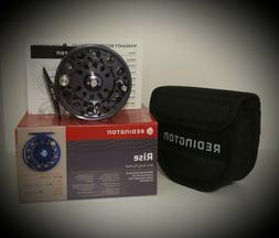 REDINGTON RISE Fly Reel 5/6 -Disk Drag in Dark Charcoal -New