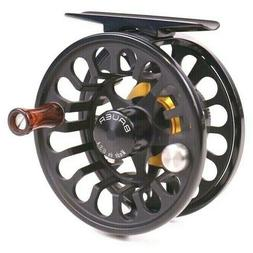 Bauer RX Fly Reel Black - ALL SIZES - FREE FLY LINE - FREE F