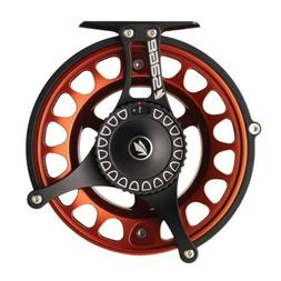Sage Spectrum Evoke 10 Fly Reel Color - Blaze