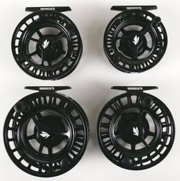 Sage Spectrum Fly Reel 3/4 5/6 7/8 9/10  Black - FREE LINE -