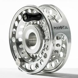 Temple Fork Outfitters TFO Atoll Super Large Arbor Fly Reel