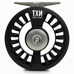 Temple Fork Outfitters  NXT Black Label Fly Reel Fly Fishing