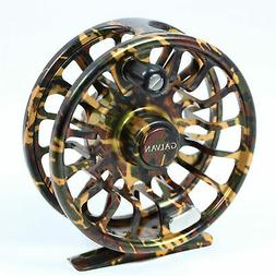 Galvan Torque Fly Reel Limited Edition Camo T-4, T-5, T-6,T