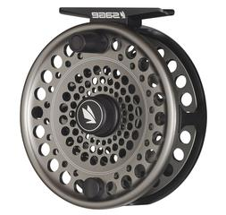 Sage Trout 4/5/6 Fly Reel - Stealth/Silver - NEW - FREE FLY